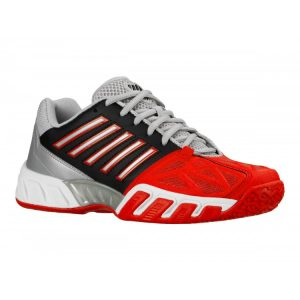 K SWISS BIGSHOT LIGHT 3 RED JR