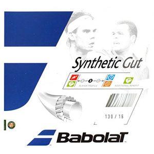 BABOLAT SYNTHETIC GUT 12M